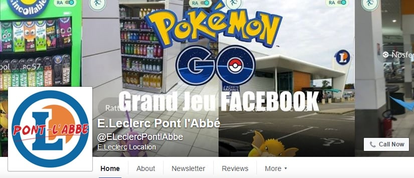 Grand Jeu Pokemon Leclerc