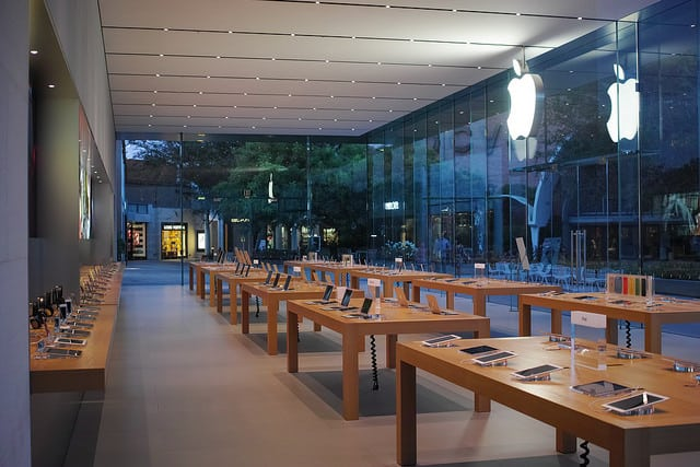 Photo Apple Store