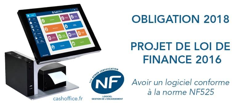 Tout savoir sur les logiciels certifiés NF525