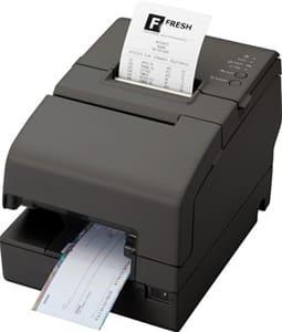 matériel de caisse: imprimante ticket chèque