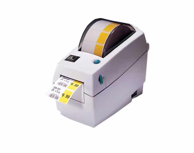 matériel de caisse: imprimante code barre